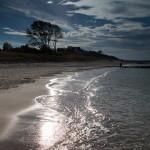 ruhiger Strand