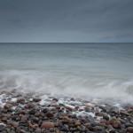 Steine, Wasser, Himmel